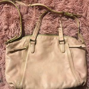 Cole Haan Light tan bag